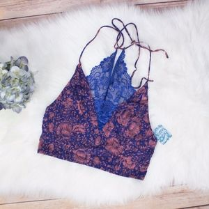 New Free People Lace contrast Brami